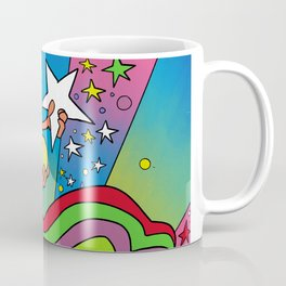 Psychedelic Squirrel Coffee Mug