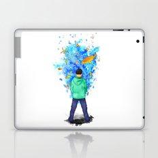 Never Ending Story Laptop & iPad Skin