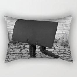 Case with legs Rectangular Pillow