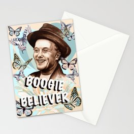 Mark Boogie Believer Stationery Cards