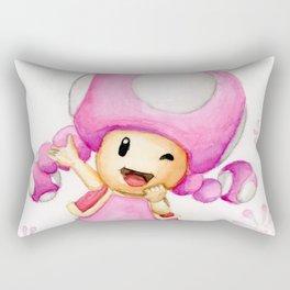 Toadette Rectangular Pillow