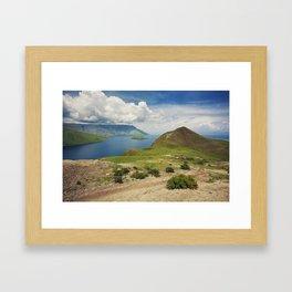 Asia 42 Framed Art Print