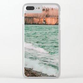 Crash Clear iPhone Case
