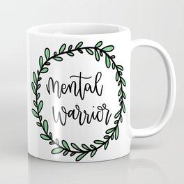 Mental Warrior Coffee Mug