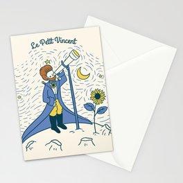 le petit vincent Stationery Cards