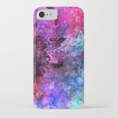 Purple Watercolor iPhone 7 Slim Case