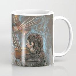 Music is in the Air Coffee Mug