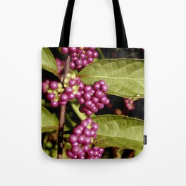 BERRY Tote Bag