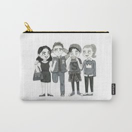 Riverdale - Archie, Veronica, Betty, Jughead Carry-All Pouch