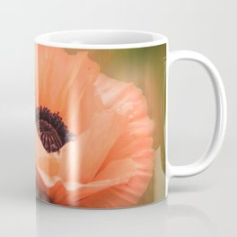 Soft Pink Poppy Coffee Mug