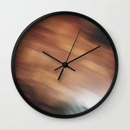 Blurred Vision 2 Wall Clock