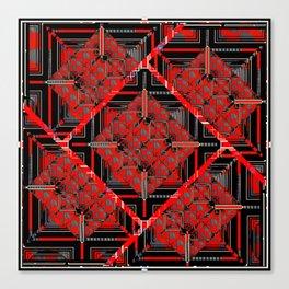 Bow Tie 3 Canvas Print