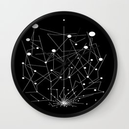 Life & Goals Wall Clock