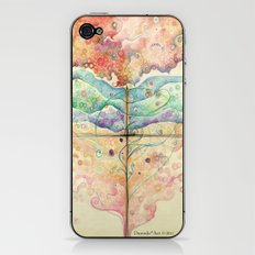 Where everything is music iPhone & iPod Skin