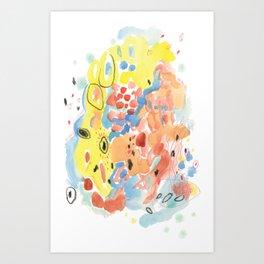 Pashmina Art Print