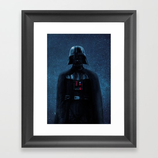 Empire (colour option) Framed Art Print