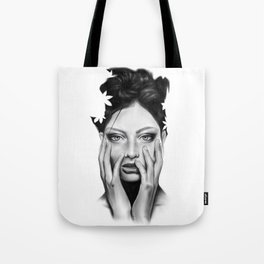WOMAN EXPRESSION I Tote Bag