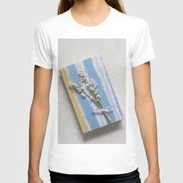 Romantic Book T-shirt
