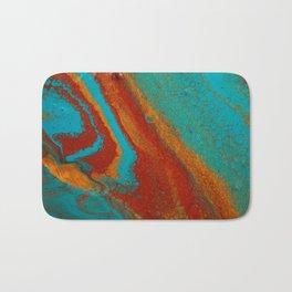 Blue2 Bath Mat