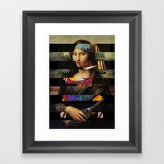 Mona´s Mix 2  Framed Art Print