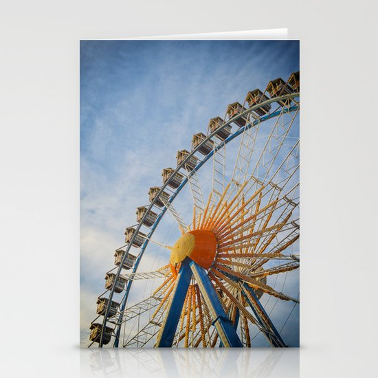 Fairground Attraction Stationery Cards