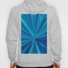 424 - Abstract Water Design Hoody