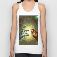 hero Tank Tops featuring Hero by Omnii