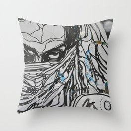 I Know you.. Throw Pillow
