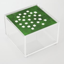 Flower Anemone Nemorosa Acrylic Box