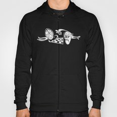 6 Fish Haircuts Hoody