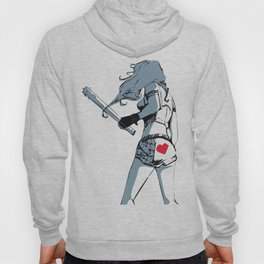 Vandal Punk Girl Hoody