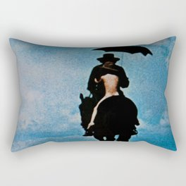 El Topo Rectangular Pillow