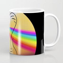 Prism Head Coffee Mug