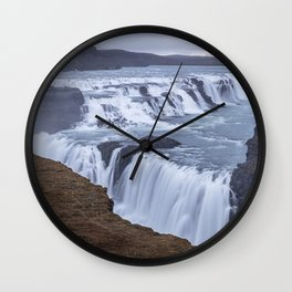 Boss Foss Wall Clock