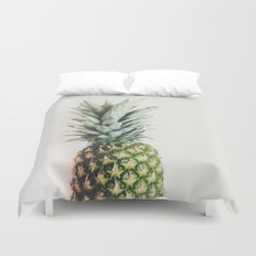 How About That Pineapple Duvet Cover