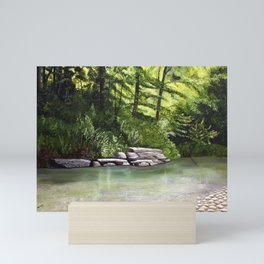 Kentucky Creek Mini Art Print