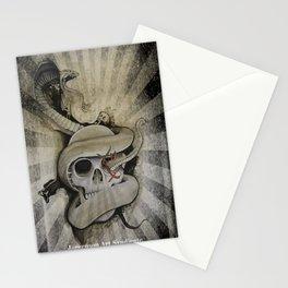 Mors Tua Vita Mea Stationery Cards