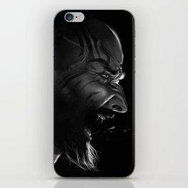 Grog iPhone Skin