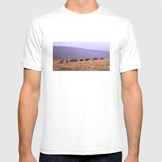 Horse Line T-shirt
