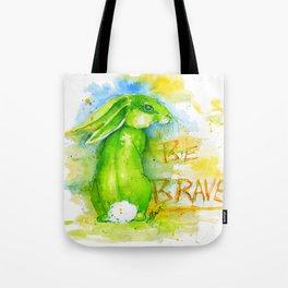 Be Brave In Color Tote Bag