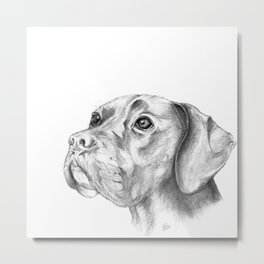 Bella :: By Definition, Beautiful Metal Print