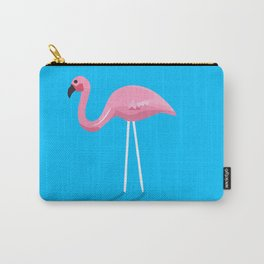 Mr. Flamingo Carry-All Pouch