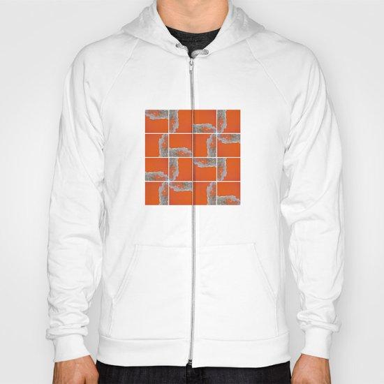 Wall Pattern Hoody