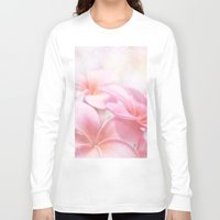 aloha Long Sleeve T-shirts featuring Aloha by Sharon Mau