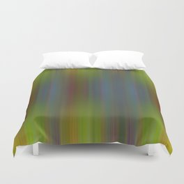 When the rain begins to fall Duvet Cover