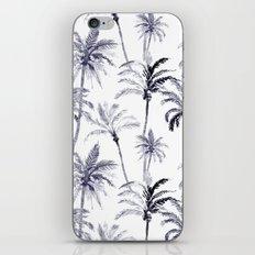 Palm Trees #2 iPhone Skin