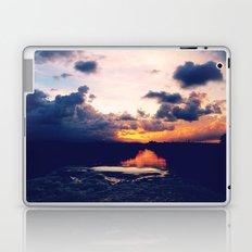Paradise Sunset Laptop & iPad Skin