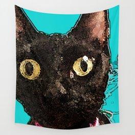 Kismet Kitty Wall Tapestry