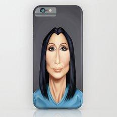 Celebrity Sunday ~ Cher(Cherilyn Sarkisian) iPhone 6s Slim Case