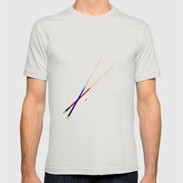 Snooker Cues T-shirt